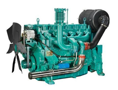 Weichai Wp12 6 Cylinder Water Cooled Diesel Engine for Generator (WP12D317E201) pictures & photos