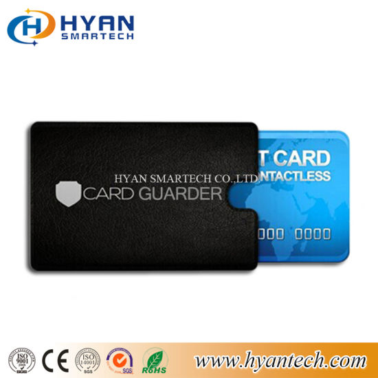 Shield Holder/Guarder for The Protection to Smart Card/Credit Card/Debit Card/Passport