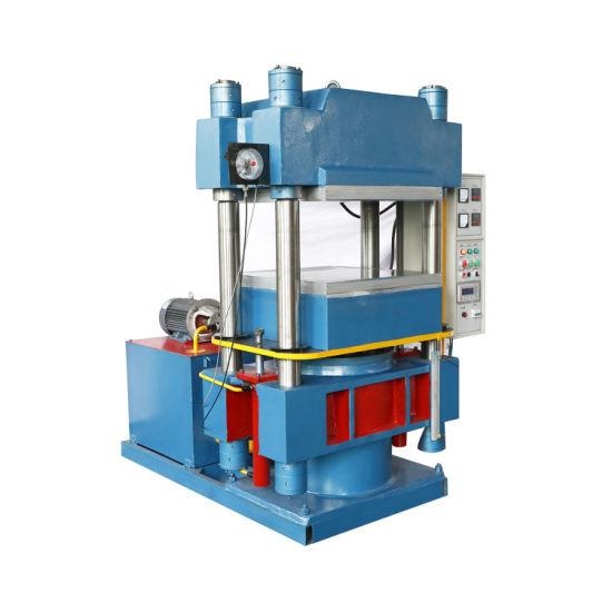 Rubber Hydraulic Plate Curing Press Hydraulic Press for Rubber Vulcanization