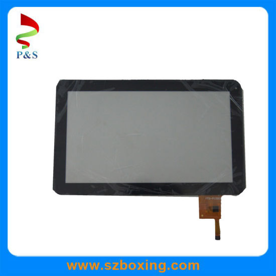 Hot Sale 8 Inch Capacitive Touch Screen for Table PC Glass+Glass