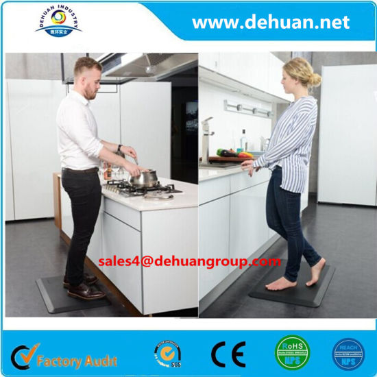 Greaseproof Kitchen Mat/Anti-Fatigue Rubber Flooring Mats pictures & photos