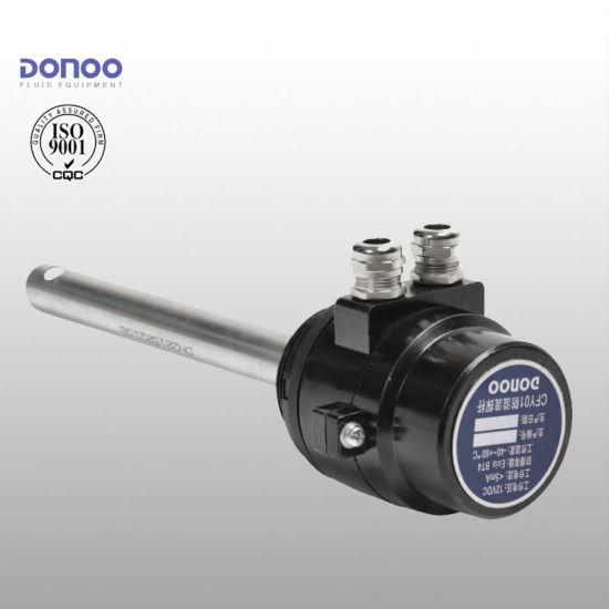 5-Wires Aluminum Optic Anti-Overfill Top Sensor