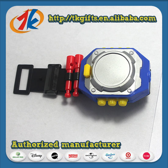 Popular Cool Eductional Watch Shooter Game Toy
