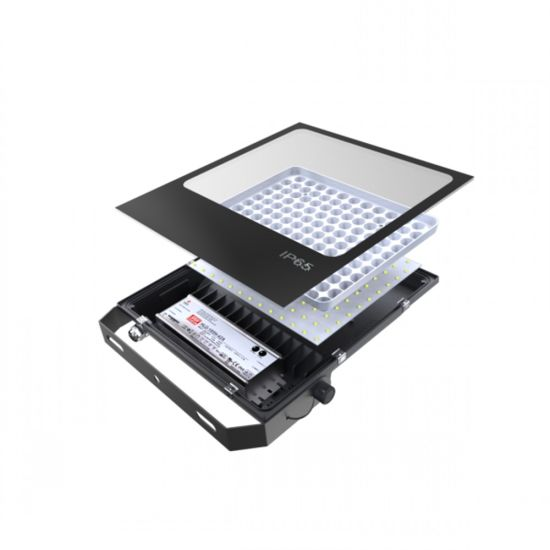 Reasonable Price 3030 IP65 142W 150W LED Flood Light pictures & photos
