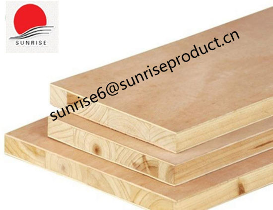 Plywood Particle Board Blockboard pictures & photos