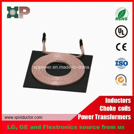 China Qi Design Wireless Charger Coils for Wireless Charger Pad