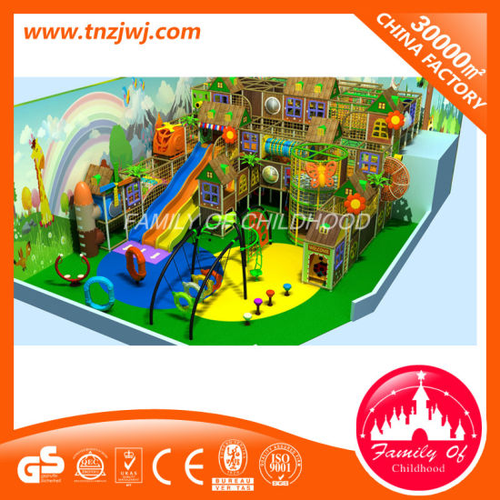Big Discount Naughty Castle Indoor Playground Labyrinth pictures & photos