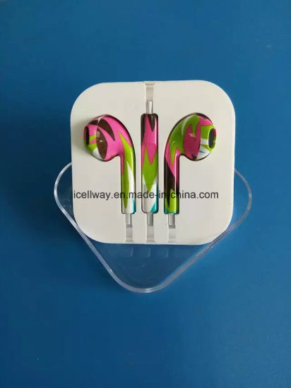 Free Samples Earphone for Smart Phone Headset Manual pictures & photos