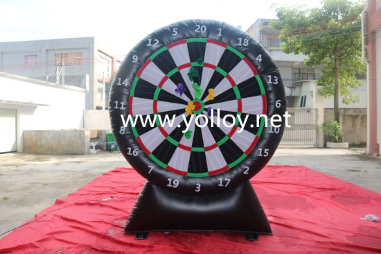Giant Inflatable Dart Board for Carnival Game pictures & photos