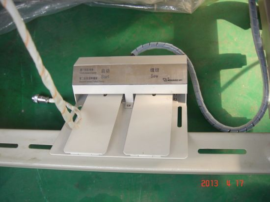 Fb-5 Automatic Mattress Machine for Mattress Tape Edge Work Station pictures & photos