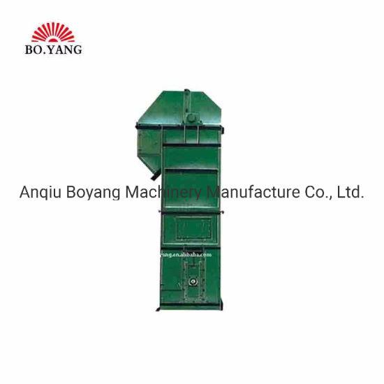 Boyang Ne Cement Food Industrial Chemical Bucket Elevator