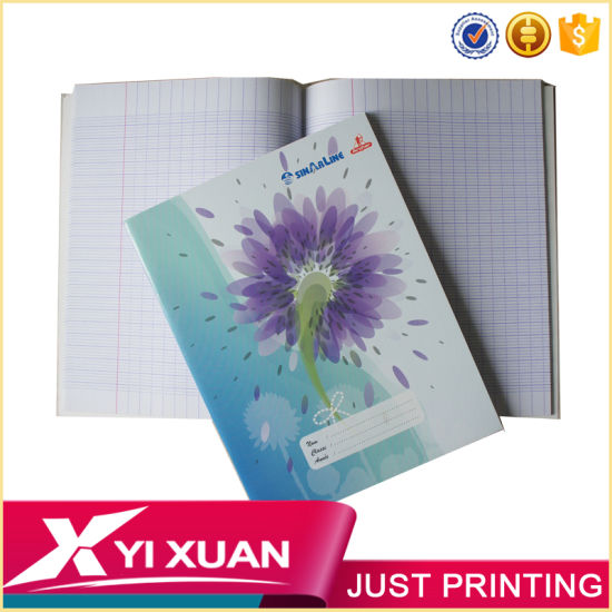 China School Stationery Supply Custom Student Exercise Book Paper Notebook pictures & photos