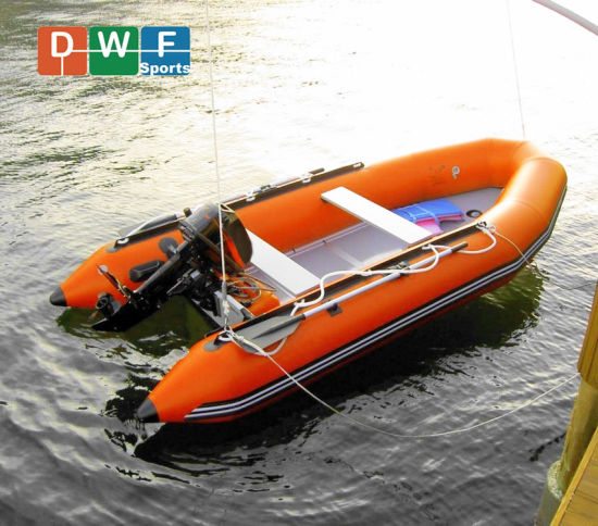 Ce Wholesale Hypalon Large Inflatable Boat Manufacturer in China
