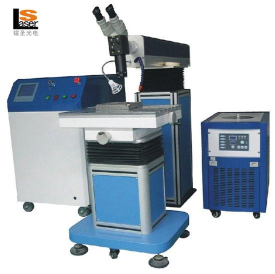 CNC Jewelry Laser Soldering Machine