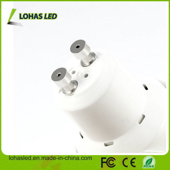 86-265V GU10 6W 2700k LED Spotlight with Ce RoHS UL pictures & photos
