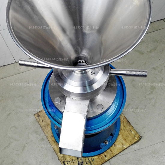 Wholesale Stainless Steel Vertical Colloid Mill pictures & photos