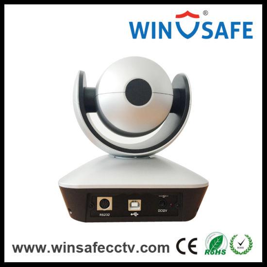 RS232/RS485 Seria Control PTZ Conference Camera USB 3.0 Video Camera