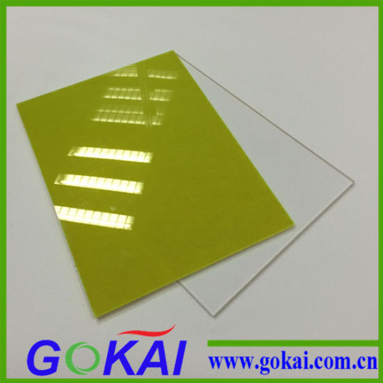 93% Transmittance Glass Acrylic Sheet 6mm Wholesale pictures & photos