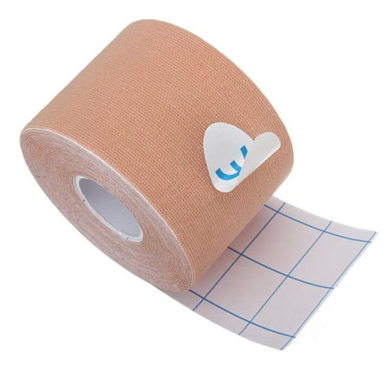 5m * 5cm Fitness Sport Elastic Adhesive Tape Bandage Kinesiology Muscles Sports Care Elastic Physio Therapeutic