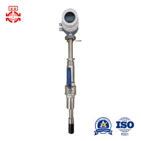 Plug-in High Precision Integrated Electromagnetic Flow Meter pictures & photos