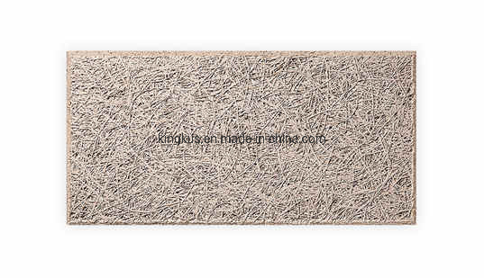 100% Eco-Friendly Wood Cement Board for Ceiling Decoration