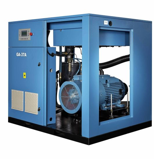 Professional Manufacturer 50pH 37kw Rotary Screw Compressor Machine pictures & photos