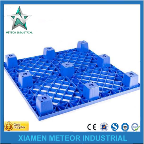Customized Injection Mould Made Plastic Pallet for Factory, Logistc or Warehouse pictures & photos