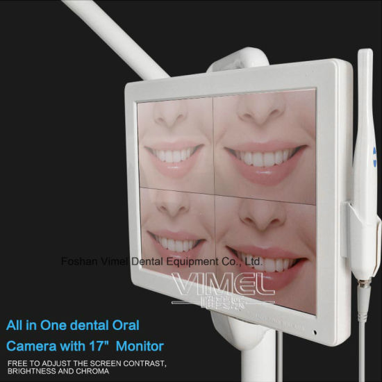 Dental Products Teeth Whitening Bleaching Accelerator Machine with Oral Camera pictures & photos