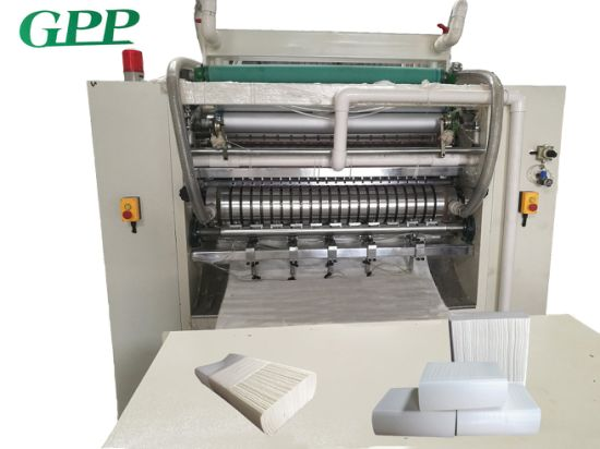 Fully Automatic Gluing N Fold Hand Towel Paper Machine pictures & photos