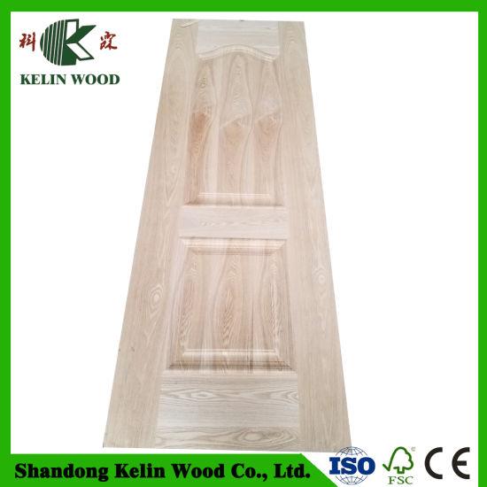 China Suppliers Wood Veneer Door Design Veneer Door Skin Price