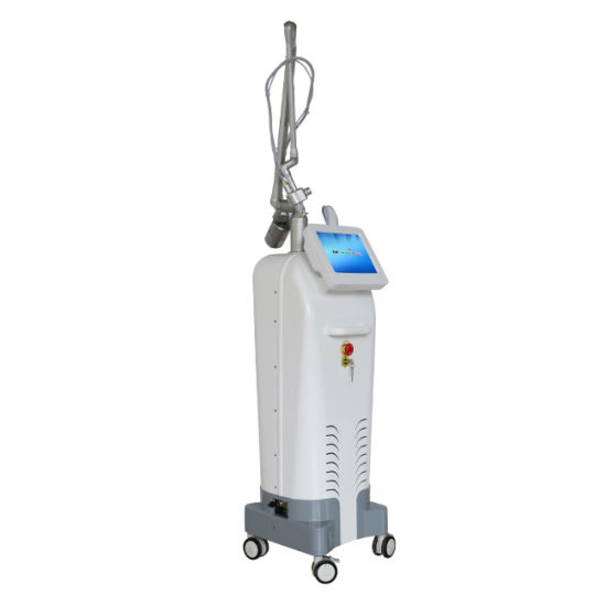 2019 Factory Price! ! Vaginal Tightening Fractional CO2 Laser Machines with RF Tube Laser Skin Rejuvenation Device