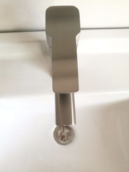Single Lever  Bathroom/Bath 304 Stainless Steel Basin Water Mixer
