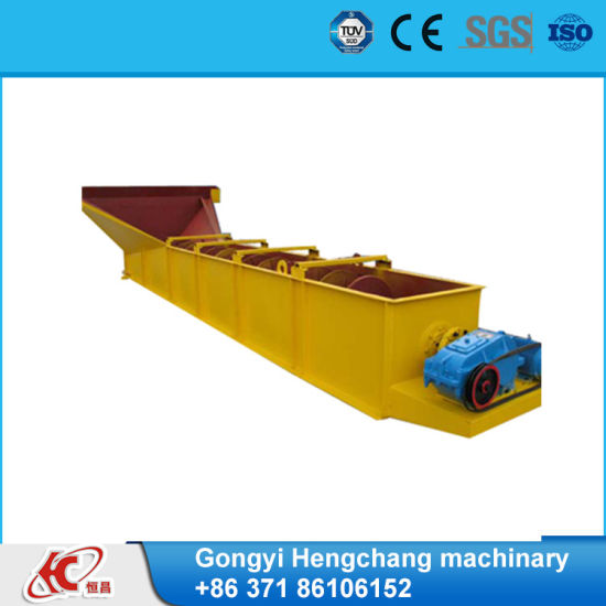 Mobile Spiral Sand Washing Plant pictures & photos
