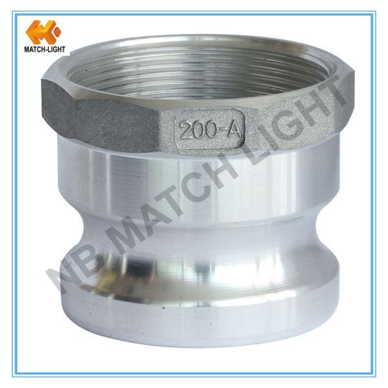 Adaptor Female BSPP Threaded Aluminium Camlock Fitting (Type A)