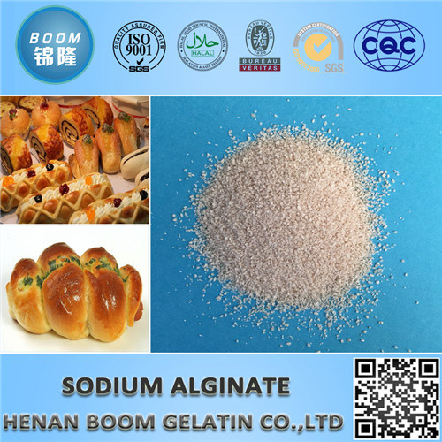 Cosmetic Grade Sodium Alginate Powder Used as Mask pictures & photos