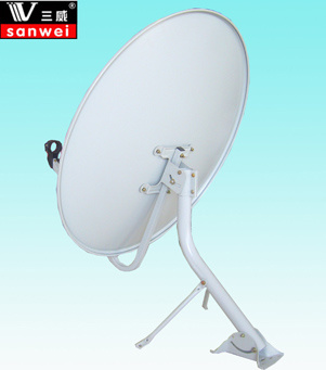 Ku Band 75cm Outdoor Sallite TV Dish Antenna pictures & photos