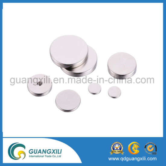 Strong Motor Permanent Neodymium N52 Ball Magnet pictures & photos