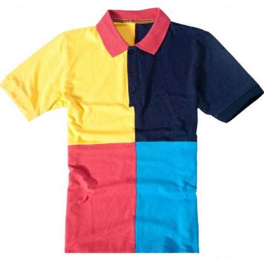 9fe76b768 China Contrast Color Polo Shirt Wholesale - China Latest Design Polo ...