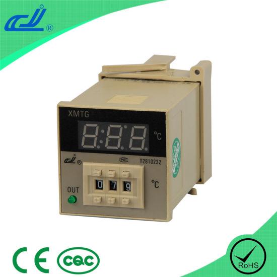 Digital Time Proportion Adjustment Temperature Controller (XMTG-2301/2)