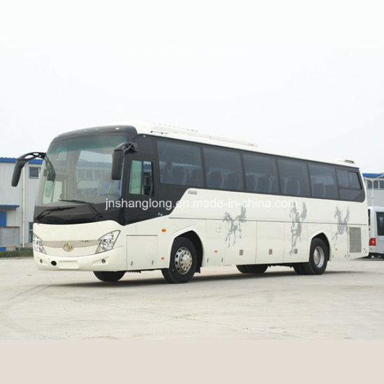 Low Price 12m 55 Seats Passenger Bus for Sale pictures & photos