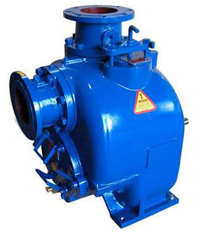 Self - Priming Sewage Pump (ZW) pictures & photos