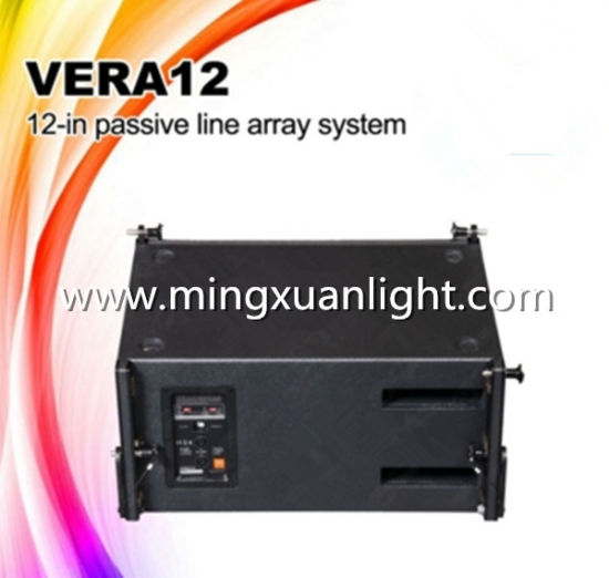 "Vera Series 12"" Top Speaker and 18"" Subwoofer Line Array Speakers"