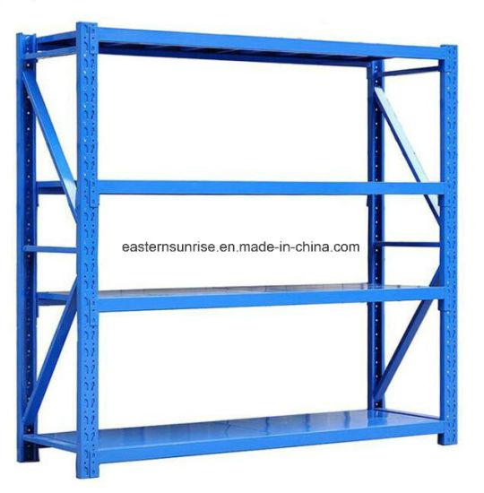 Wholesale High Quality Heavy Duty Shelf Metal Steel Rack