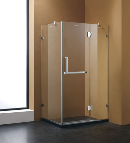 China Foshan Sanitary Ware Big Roller System Shower Enclosure with 3 ...
