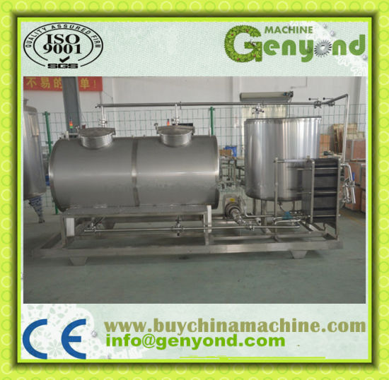 CIP System for Milk Production Line pictures & photos