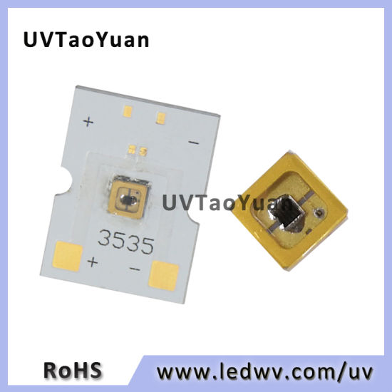 LED UV 275nm SMD 3535 with PCB for Water Disinfection UVC LED Light