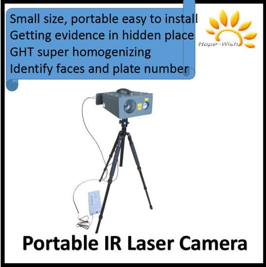 Scanner Portable IR Handheld Tripod Laser Camera