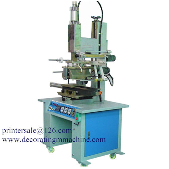 Hot Stamping Printer Machine Flat and Round Articles pictures & photos