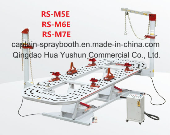 China European Standard Car Auto Body Frame Machine RS-M5e - China ...