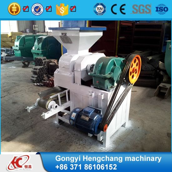 Coal Charcoal Powder Briquettes Making Machine Briquetting Plant pictures & photos